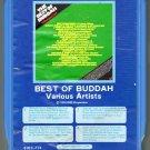 Best Of Buddah - Various Rhythm & Blues 8-track tape