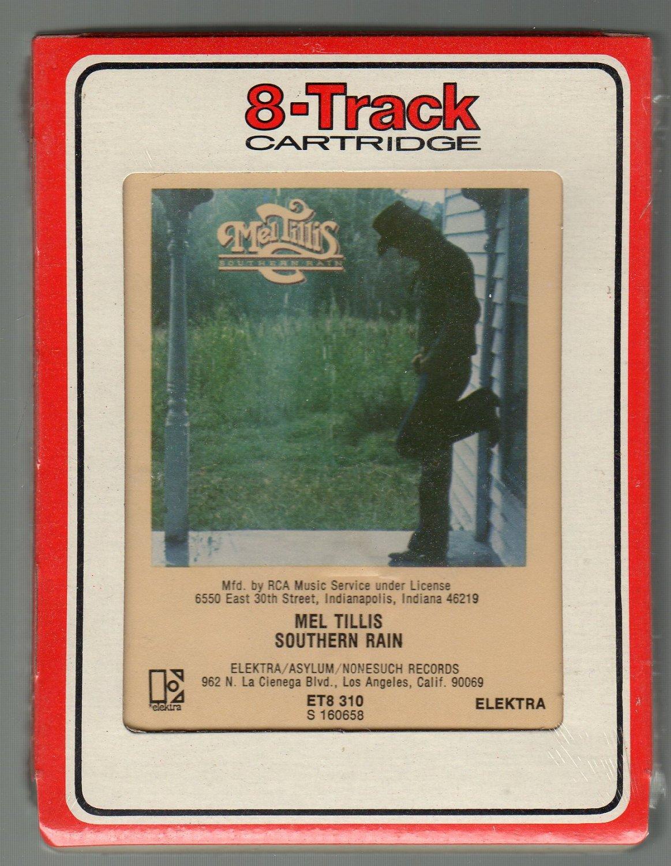 Mel Tillis - Southern Rain RCA Sealed 8-track tape