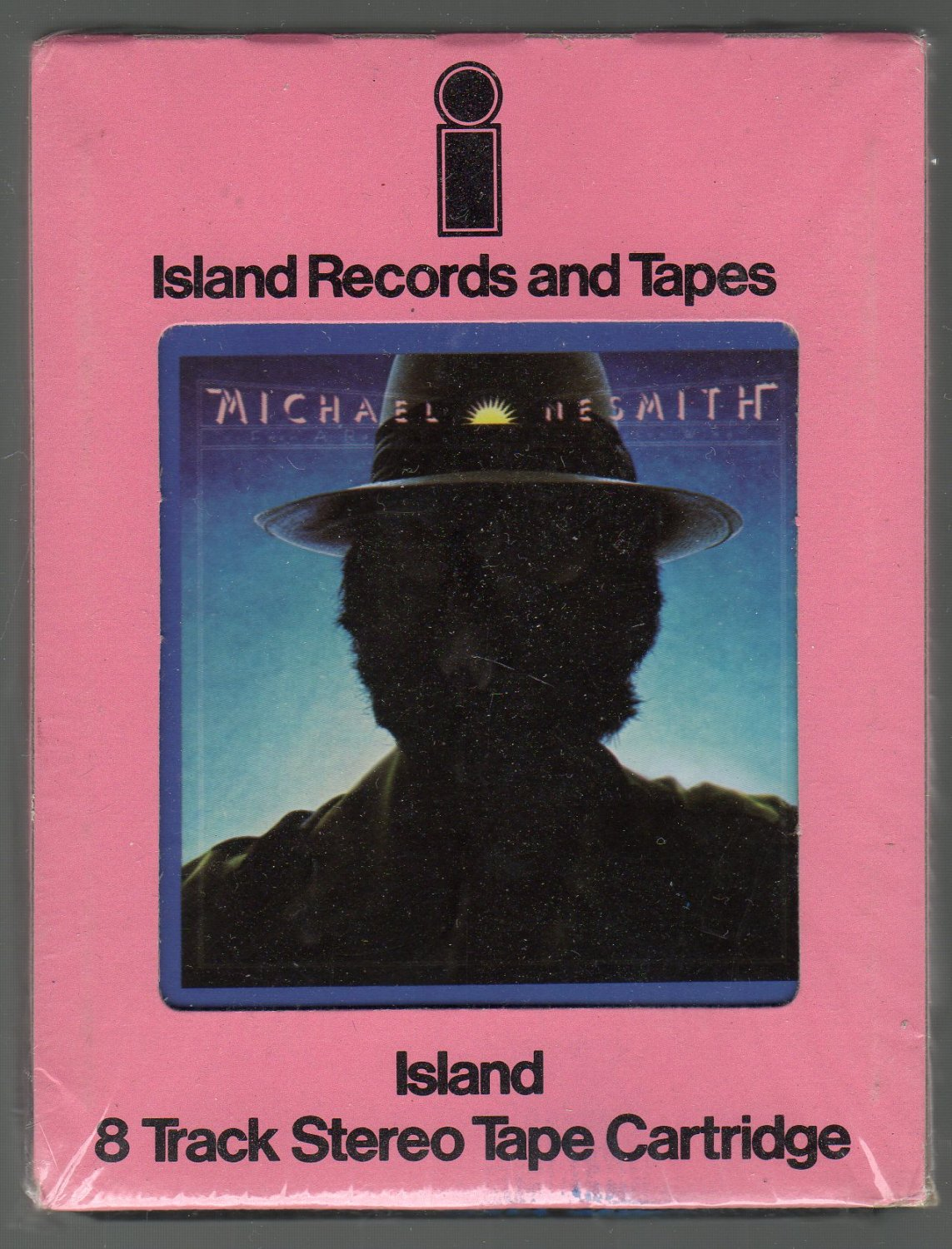 Michael Nesmith - From A Radio Engine To The Photon Wing ISLAND Sealed 8-track tape
