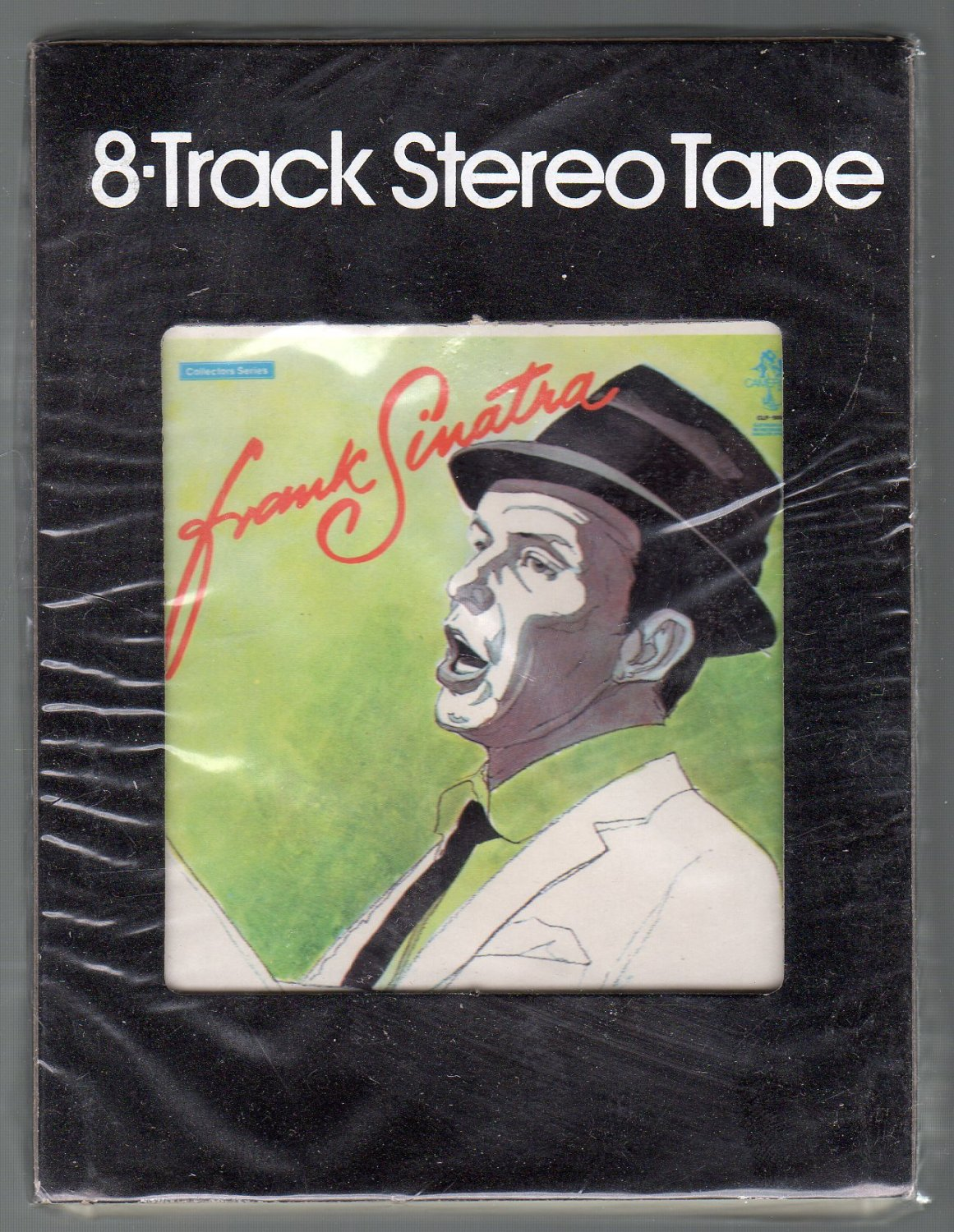 Frank Sinatra - A Collector's Edition Vol IV From The 40's Sealed SOLD 8-track tape