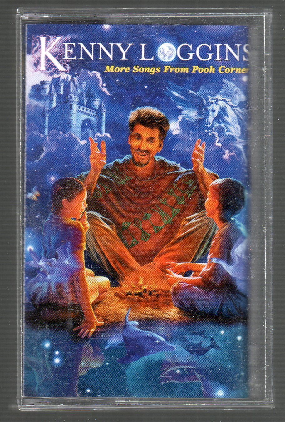 Kenny Loggins - More Songs From Pooh Corner Cassette Tape