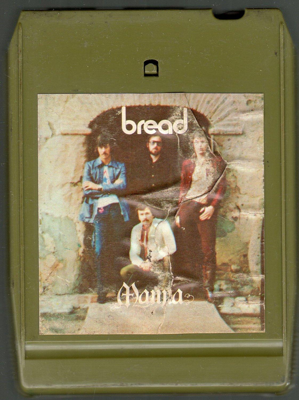 Bread - Manna 8-track tape