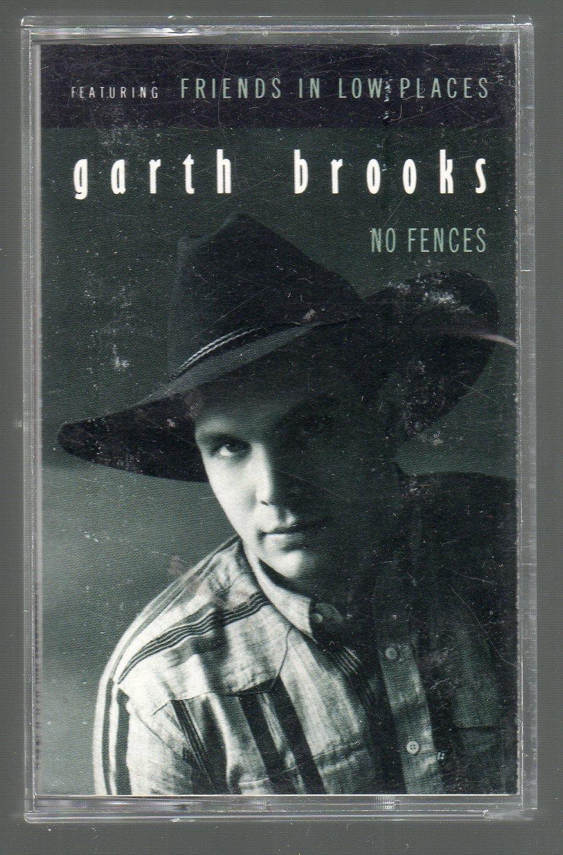 Garth Brooks - No Fences SOLD Cassette Tape