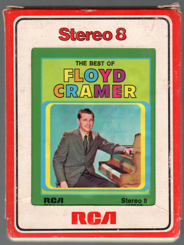 Floyd Cramer - The Best Of Floyd Cramer RCA 8-track tape