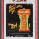 Hank Williams Jr. - Montana Cafe 1986 RCA Sealed 8-track tape