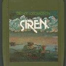 Siren - Strange Locomotion 8-track tape