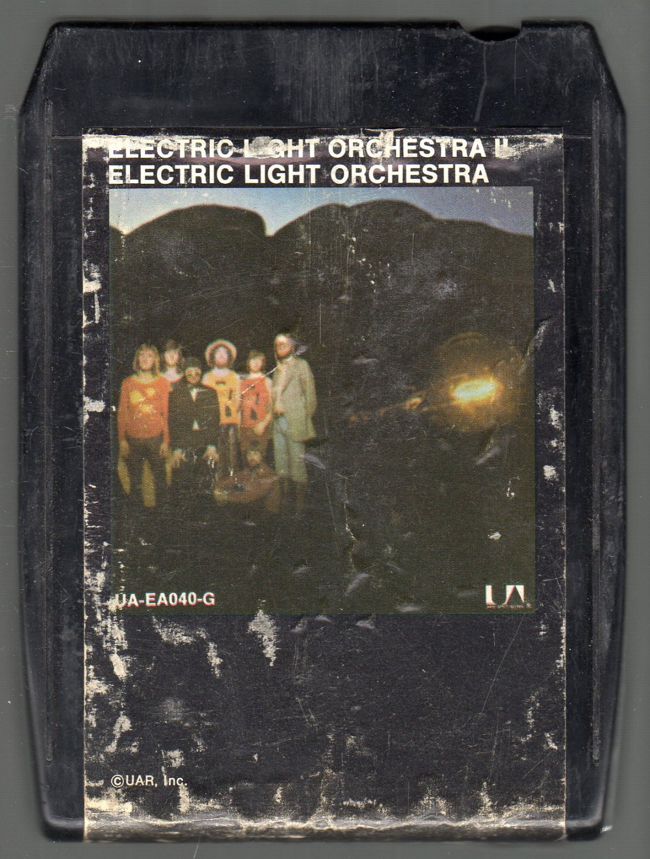 Electric Light Orchestra - Electric Light Orchestra II 8-track tape