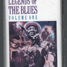 Legends Of The Blues Vol 1 - Various Blues Cassette Tape
