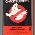 Ghostbusters - Original Soundtrack Cassette Tape