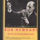 Bob Newhart - Best Of The Button-Down Mind Cassette Tape