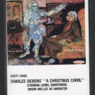 Charles Dickens - A Christmas Carol Orson Welles Narrates 1981 HOLIDAY Cassette Tape
