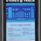 Bobby Barnett - The Real Bobby Barnett Sealed GOLD CART A52 8-track tape