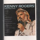 Kenny Rogers - Greatest Hits Cassette Tape
