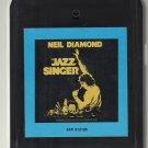 Neil Diamond - The Jazz Singer CRC 8-track tape