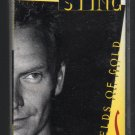 Sting - The Best Of Sting Fields Of Gold Cassette Tape