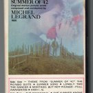 Michel LeGrand - Summer Of '42 Motion Picture Soundtrack Ampex 1972 RARE Hard-Shell Cassette Tape