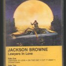 Jackson Browne - Lawyers In Love Cassette Tape