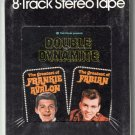 Frankie Avalon & Fabian - Double Dynamite The Greatest Of Sealed 8-track tape