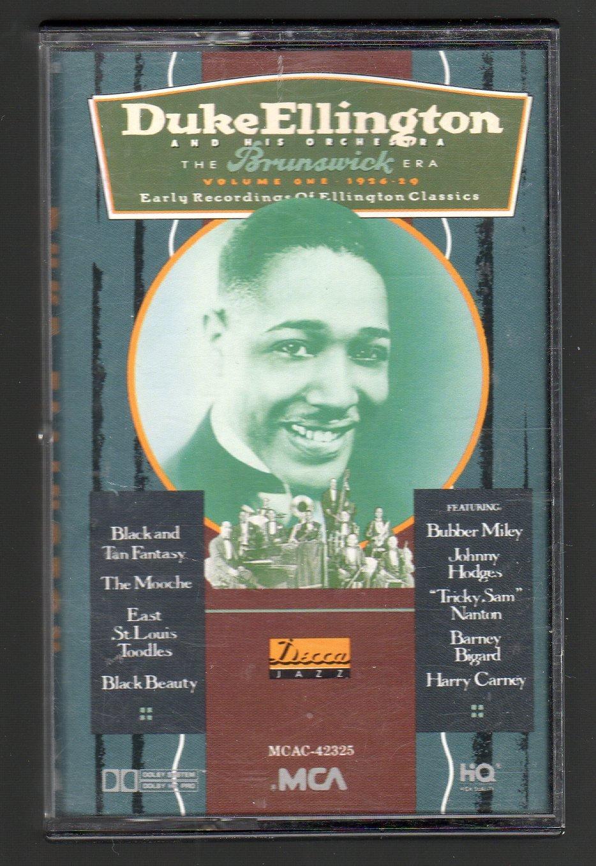 Duke Ellington - The Brunswick Era Vol 1 1926-1929 Cassette Tape
