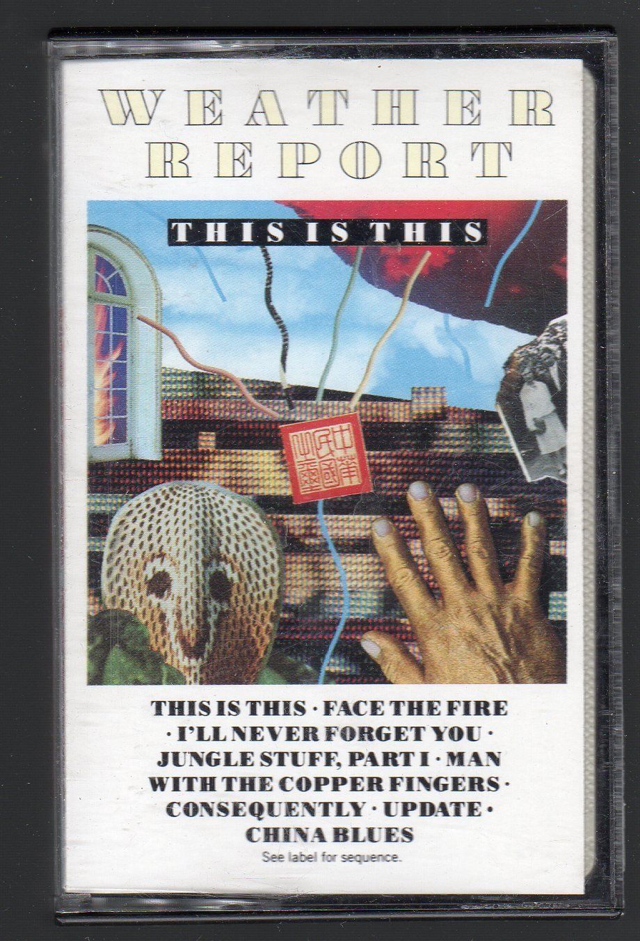 Weather Report - This Is This Cassette Tape
