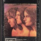 Emerson, Lake & Palmer - Trilogy 1972 ATLANTIC A52 8-track tape