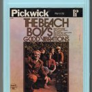 The Beach Boys - Good Vibrations PICKWICK A52 8-track tape