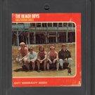 The Beach Boys - California Girls CRC A52 8-track tape