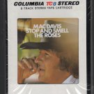 Mac Davis - Stop And Smell The Roses 1974 CBS Sealed A52 8-track tape