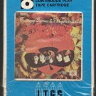 Tommy James & The Shondells - Crimson & Clover 1969 ROULETTE A52 8-track tape
