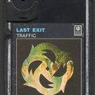 Traffic - Last Exit 1969 UA 8-track tape