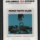 Percy Faith - Clair Sealed 8-track tape