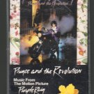 Prince And The Revolution - Purple Rain Motion Picture Soundtrack Cassette Tape