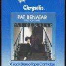 Pat Benatar - Precious Time 1981 Sealed 8-track tape