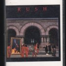 Rush - Moving Pictures CRC Cassette Tape