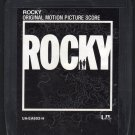 Rocky - Original Motion Picture Score UA 8-track tape