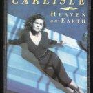 Belinda Carlisle - Heaven On Earth Cassette Tape