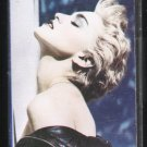 Madonna - True Blue Cassette Tape