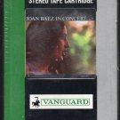 Joan Baez - In Concert Part 2 Sealed Vanguard 8-track tape