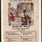 Howlin' Wolf - London Sessions GRT Chess 8-track tape