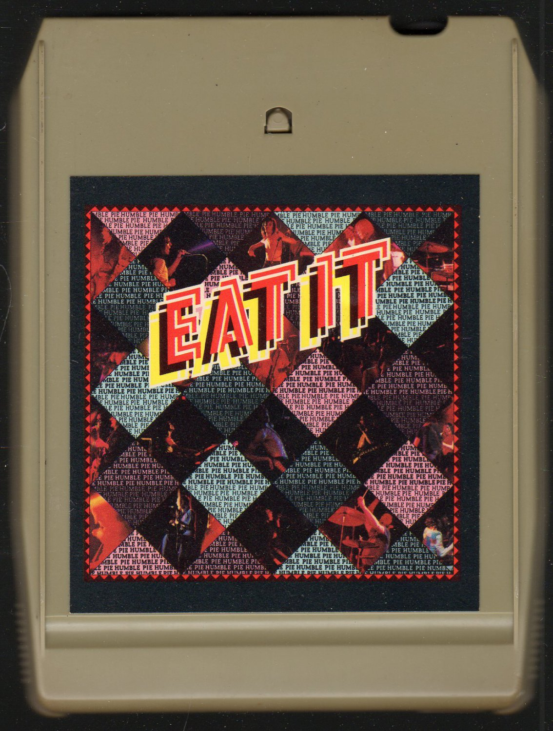 Humble Pie - Eat It 8-track tape