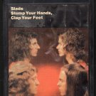 Slade - Stomp Your Hands, Clap Your Feet 8-track tape