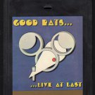 Good Rats - Live At Last 8-track tape