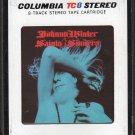 Johnny Winter - Saints & Sinners 8-track tape