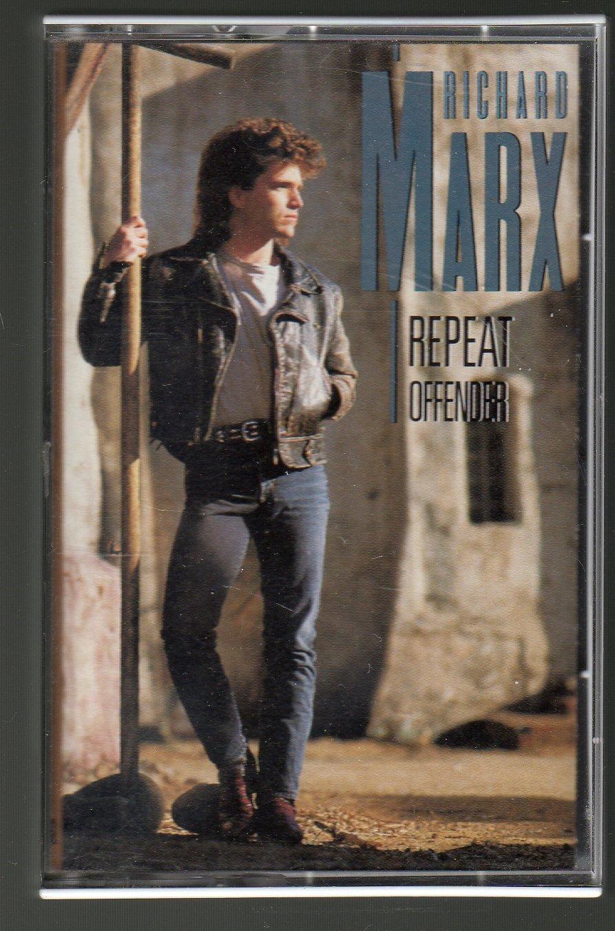 Richard Marx - Repeat Offender Cassette Tape