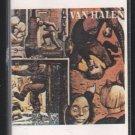 Van Halen - Fair Warning 1981 CRC Cassette Tape