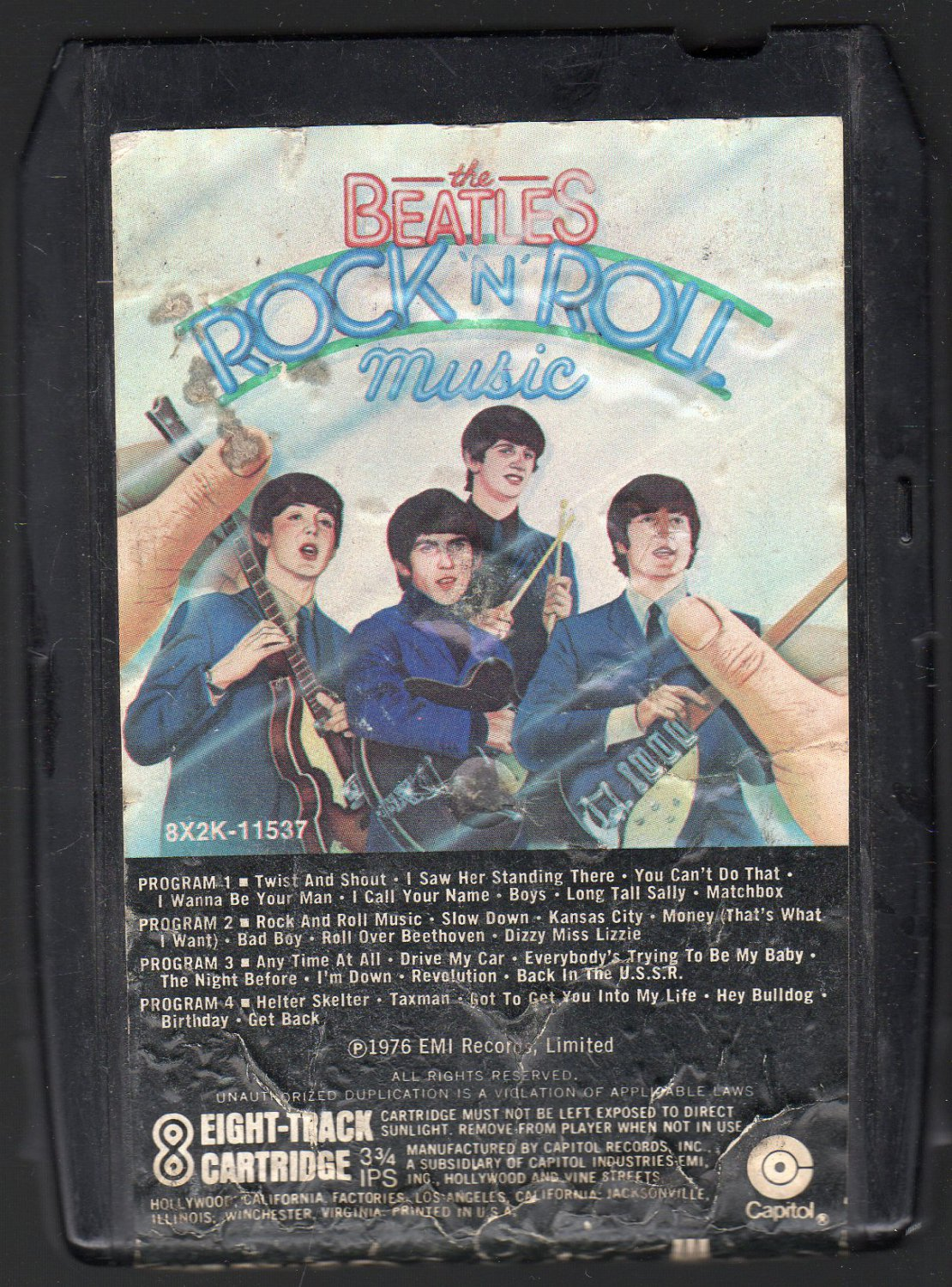 the history and popularity of the rock n roll group the beatles Mainstream popularity:  that many people have forgotten that was an early influence on rock n roll  rock and roll group from england called the beatles.