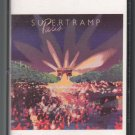 Supertramp - Paris 1980 CRC Cassette Tape