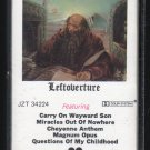 Kansas - Leftoverture 1976 Cassette Tape