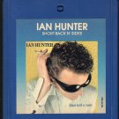 Ian Hunter - Short Back N' Sides 1981 8-track tape