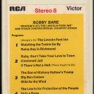 Bobby Bare - Margies At The Lincoln Park Inn RCA 8-track tape